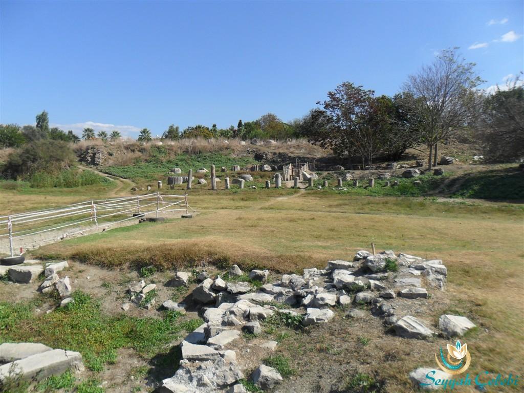 Artemis Tapınağı Sit Alanı