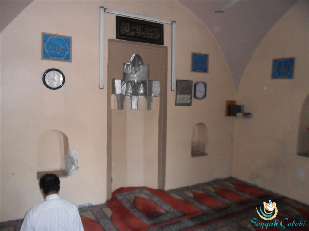 Akıncılar Mescidi Cami Mihrap