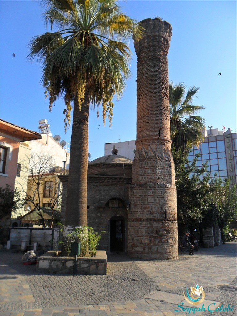 Akıncılar Mescidi Cami Minare