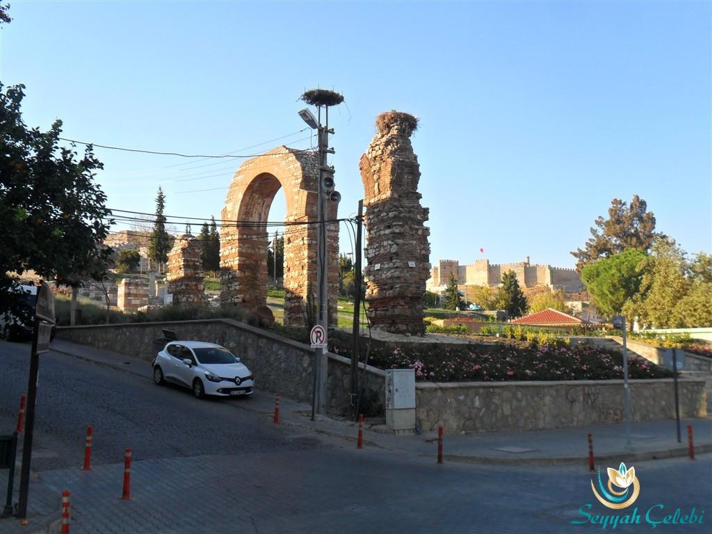Bizans Dönemi Su Kemeri