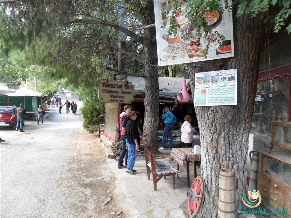Yavuz'un Yeri Gözleme