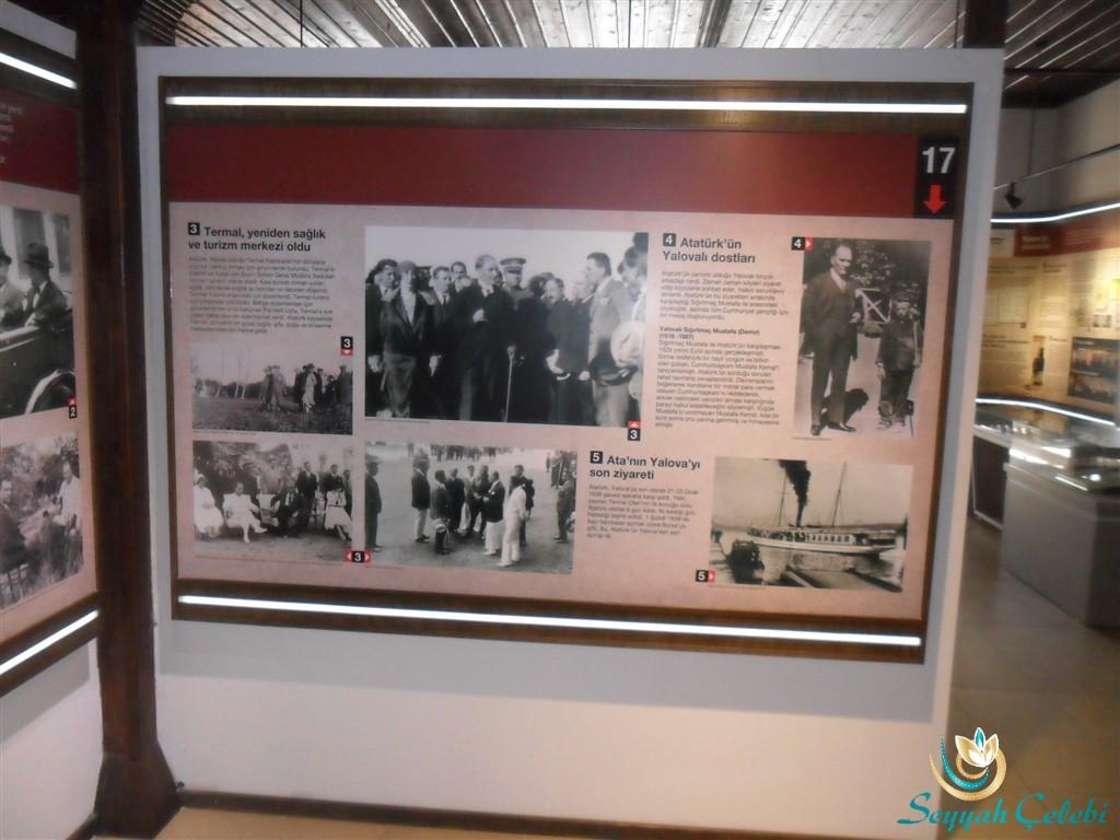 Yalova Kent Müzesi ve Atatürk