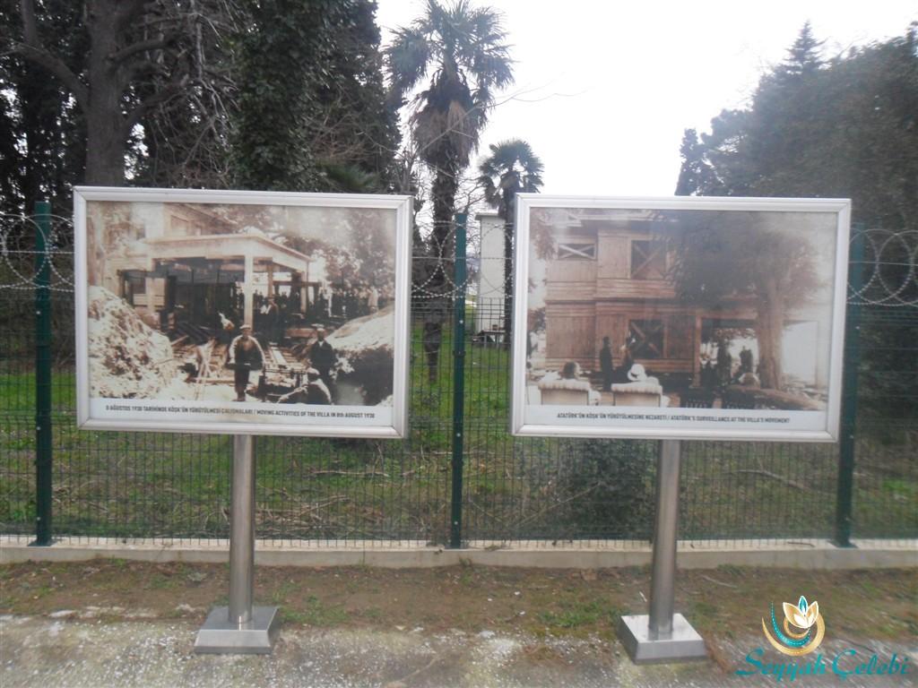 Yalova Yürüyen Köşk Tarihi Resimler