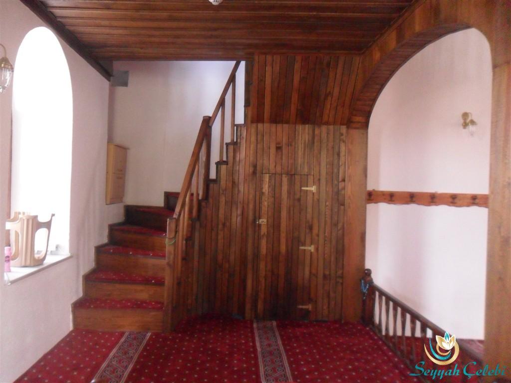 Babasultan Cami Merdiven