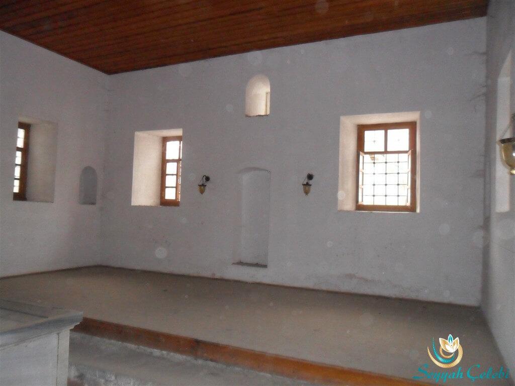 Çandarlı İbrahim Paşa Türbesi Pencere