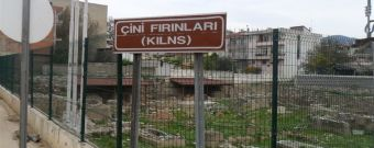 İznik Çini Fırınları Kilns