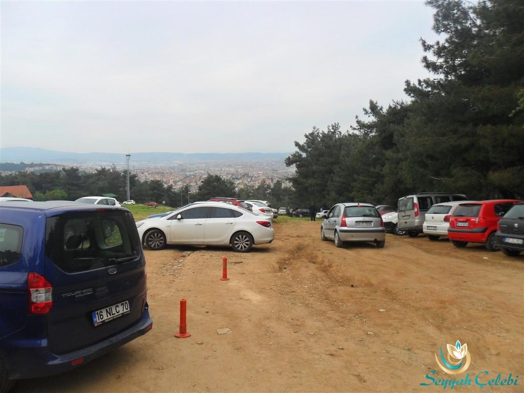 Bursa Atatürk Kent Ormanı Otopark Yerleri
