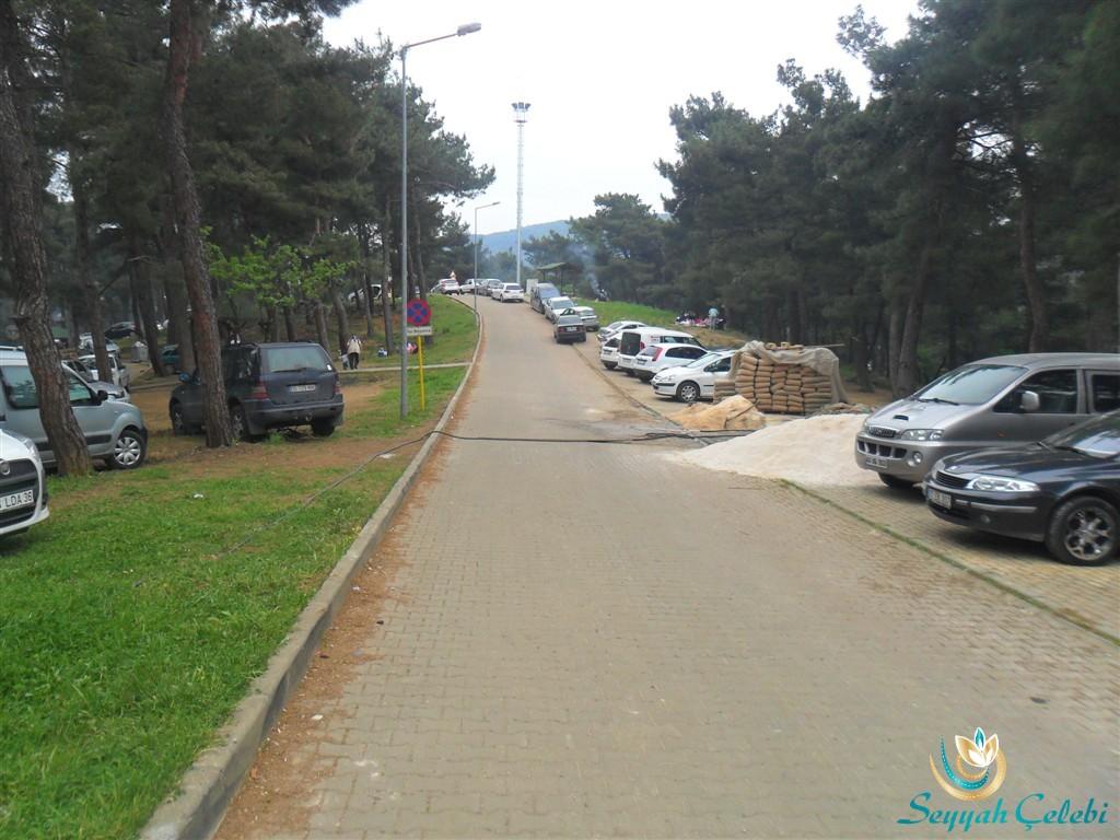 Bursa Atatürk Kent Ormanı Piknik Mevkileri