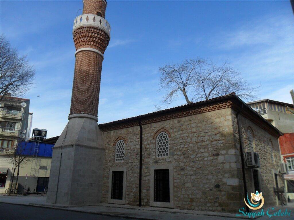 Rüstem Paşa Cami Arka