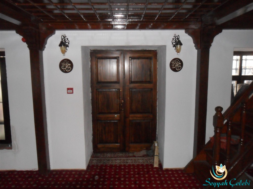Rüstem Paşa Cami Giriş Kapısı