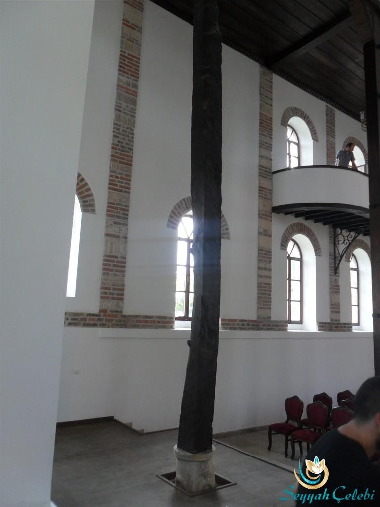 Gölyazı Aziz Panteleimon Kilisesi Direk