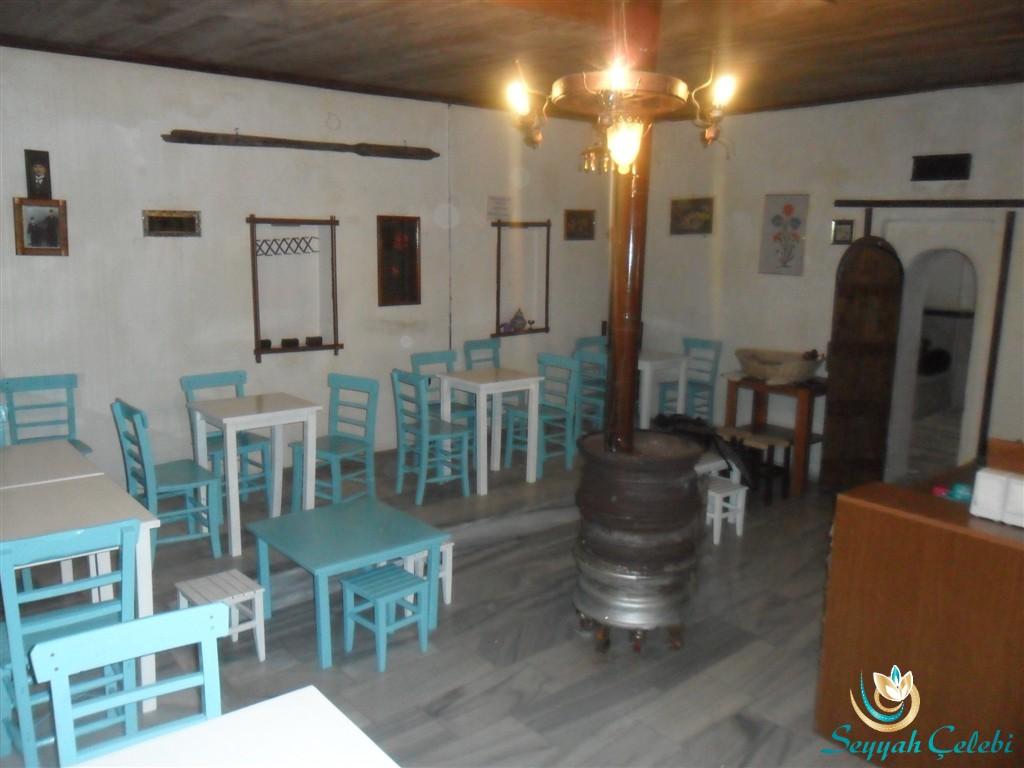 Gölyazı Hamam Kafeterya Avlu