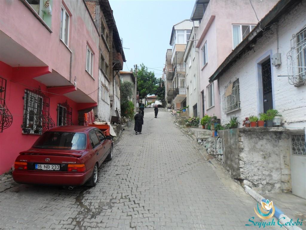 Gölyazı Sokakları