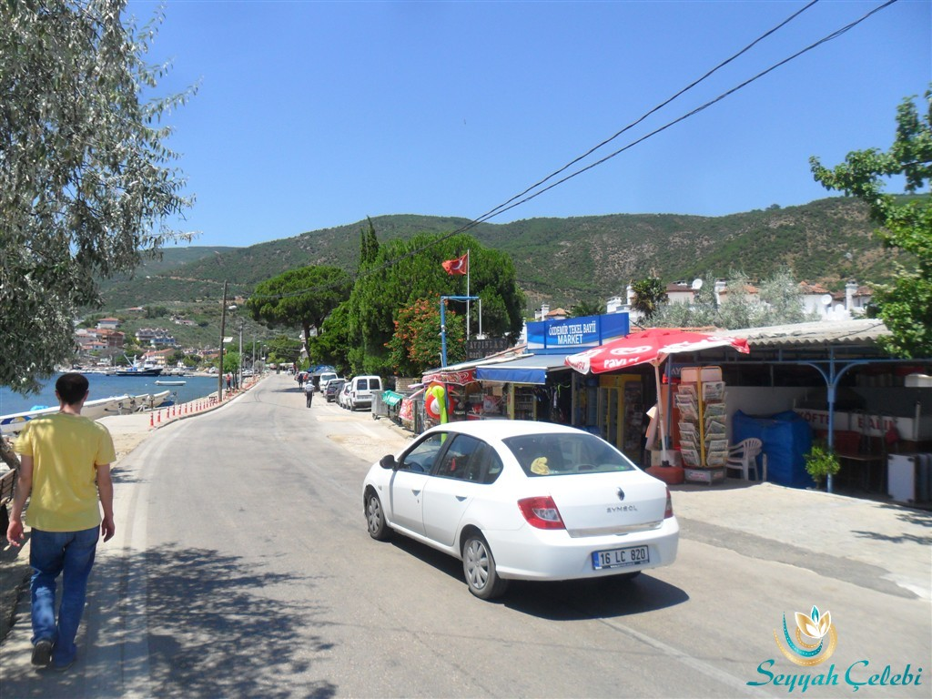 Narlı Sahil Caddesi