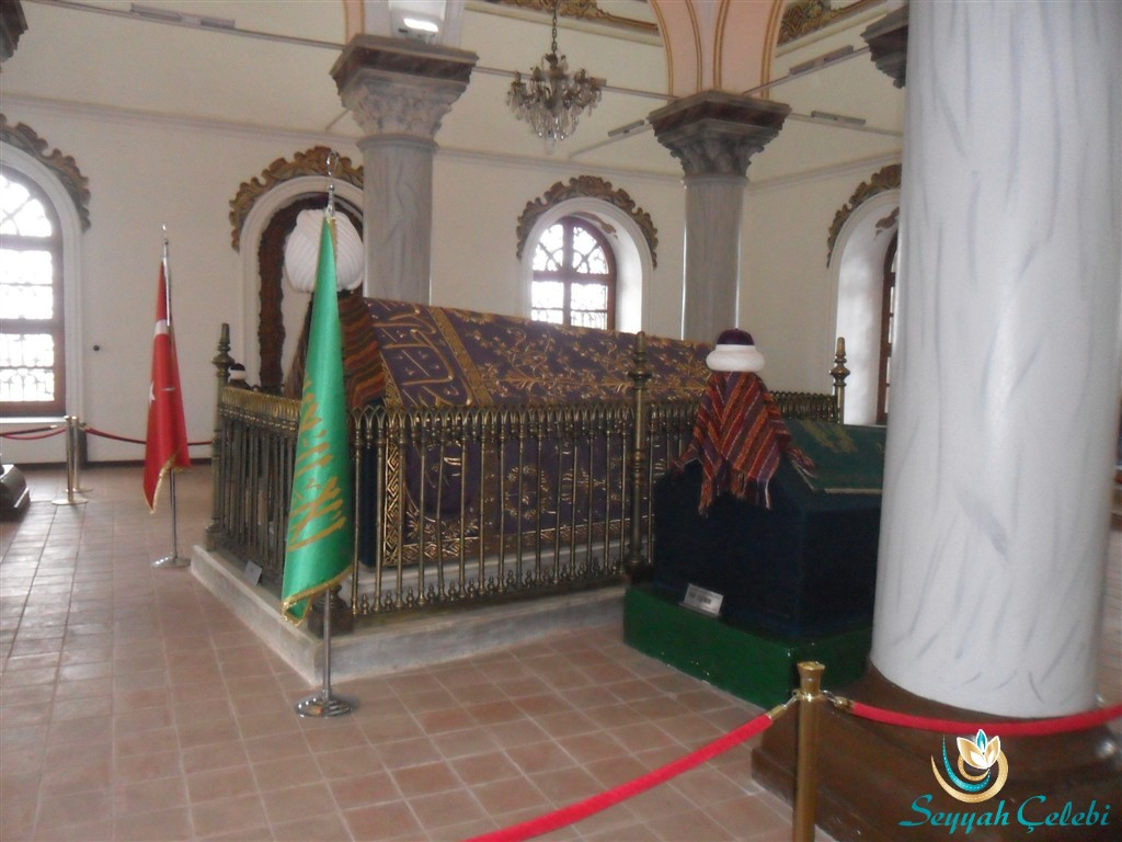 Sultan I.Murad Türbesi Sandukalar