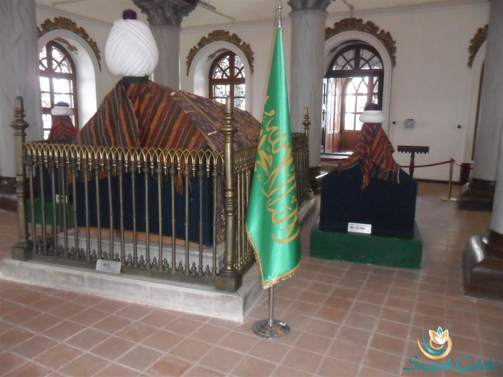 Sultan I.Murad Türbe İçi