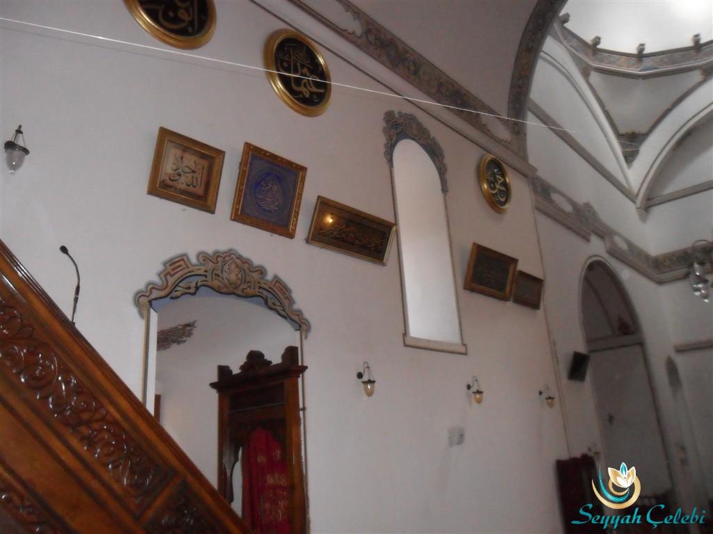 I. Murad Cami Hüdavendigar Süslemeler