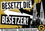 besetzt2 150x104 Identitäre Basisarbeit (7): Occupy Votivkirche