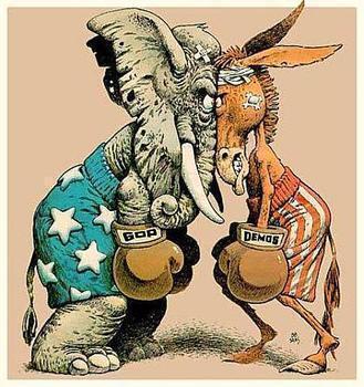 American fringe politics.