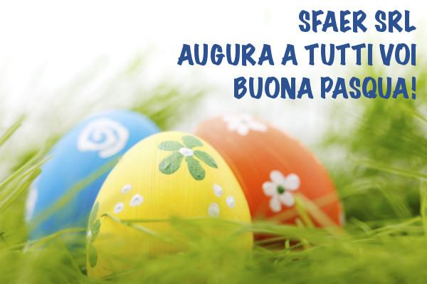 Buona Pasqua da Sfaer srl