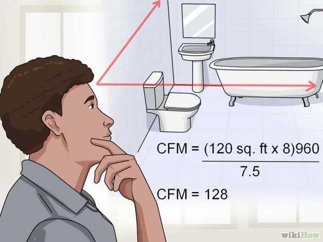 come installare un ventilatore da bagno