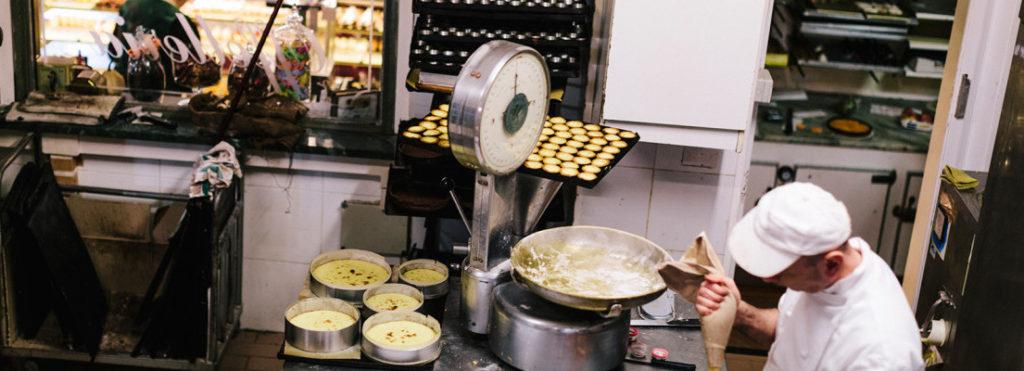 laboratori pasticceria e climatizzazione