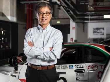 flückiger Autohaus – Toyota Supra - Rennfahren liegt ihm in den Genen