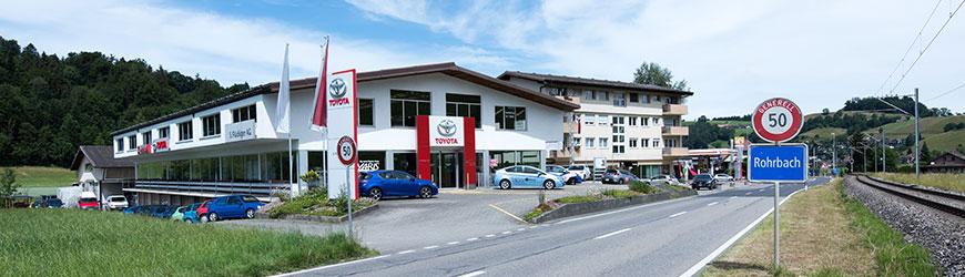 flückiger Autohaus - Herzlich willkommen auf unserer Webseite