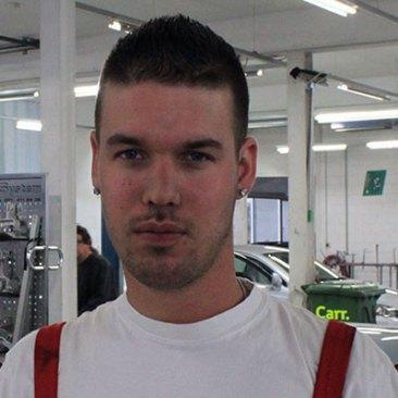 flückiger Autohaus - Team Carrosserie & Spenglerei - Philipp Leimgruber