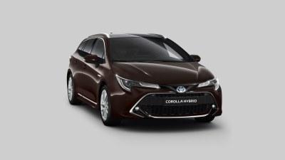 flückiger Autohaus - Toyota COROLLA TOURING SPORTS entdecken