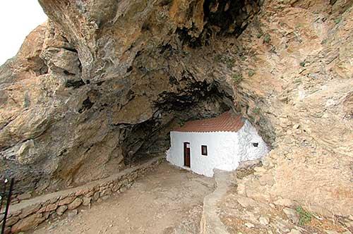 Agios Antonis chapel, Sfakia