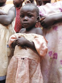 Girls in Congo grow up hearing that rape is a weapon of war soldiers wield with impunity. Noella wants to give these girls an education because it is the tool they will use to rescue a society ravaged by conflict, rape and the plunder of resources. – Photo: Fatima Najm, Creatives Against Poverty