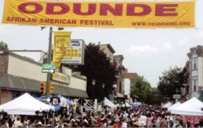Odunde Afrikan-American Festival, Philly