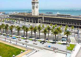Ceremonial Street - The Embarcadero