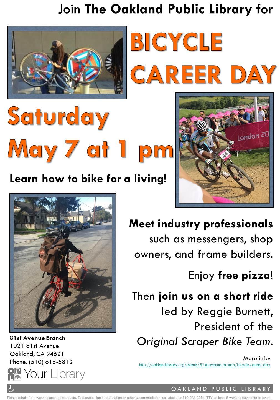 20160507 Bike Career Day