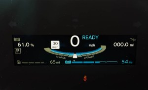 Enable full fuel tank capacity for the BMW I3