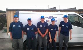 Howco Youth Team Scotland 2014