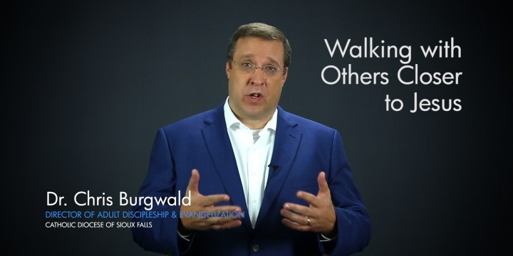 Walking With Others Closer to Jesus