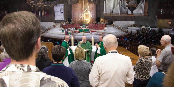 Bishop Swain's Pilgrimage