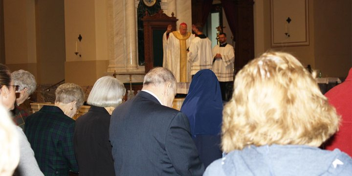 Red Mass celebrated in support of public officials, judges, and attorneys