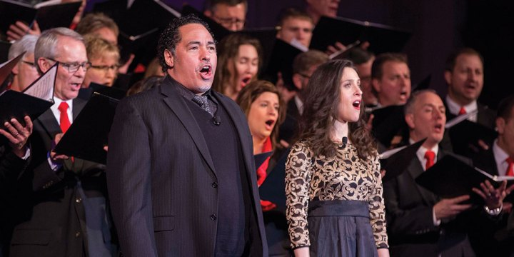 """20th Annual """"Christmas at the Cathedral"""" concerts set tone for the season"""
