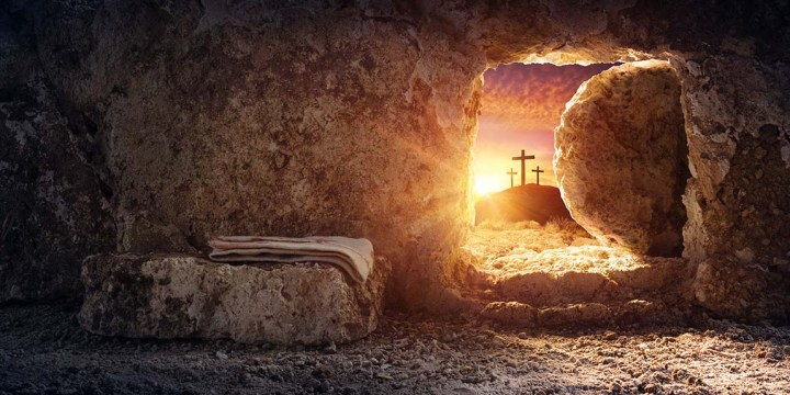 How do we know Jesus rose from the dead?