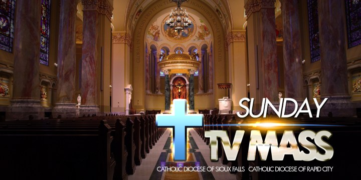 Sunday TV Mass – April 19, 2020 – Divine Mercy Sunday