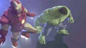 Marvel Comics art lessons: Drawing the Hulkbuster Armour (video tutorial).
