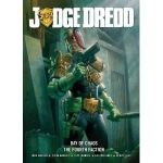 Judge Dredd: Day Of Chaos: The Fourth Factor by John Wagner, Ben Willsher, Staz Johnson, Colin MacNeil and Henry Flint(graphic novel review)