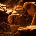 The Chronicles Of Riddick Dead Man Stalking… stick-in-the-mud.