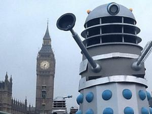 Daleks: everything you wanted to know, but were afraid you'd be exterminated
