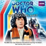 Doctor Who: Pirate Planet by Douglas Adams (CD review).
