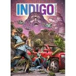Indigo Prime: Anthropocalypse by John Smith, Lee Carter and Edmund Bagwell(comic-book review).