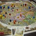 Discworld Ankh-Morpork Board Game (game review).